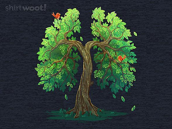 Woot!: A Breath of Fresh Air