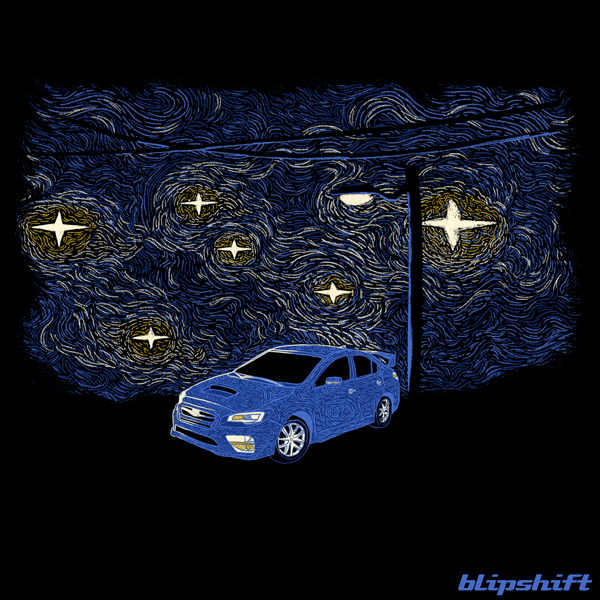 blipshift: Starry Night