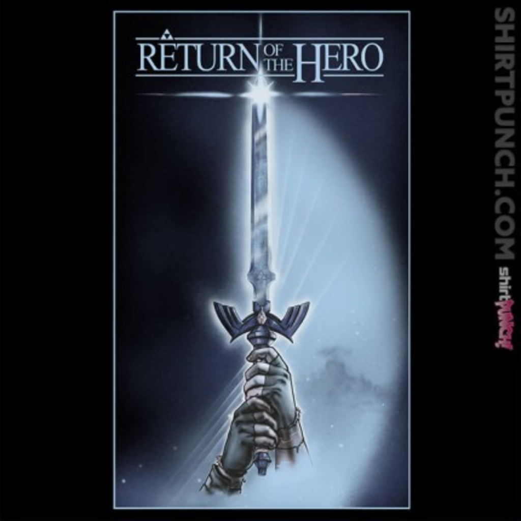 ShirtPunch: Return of the Hero