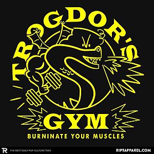 Ript: Trog's Gym