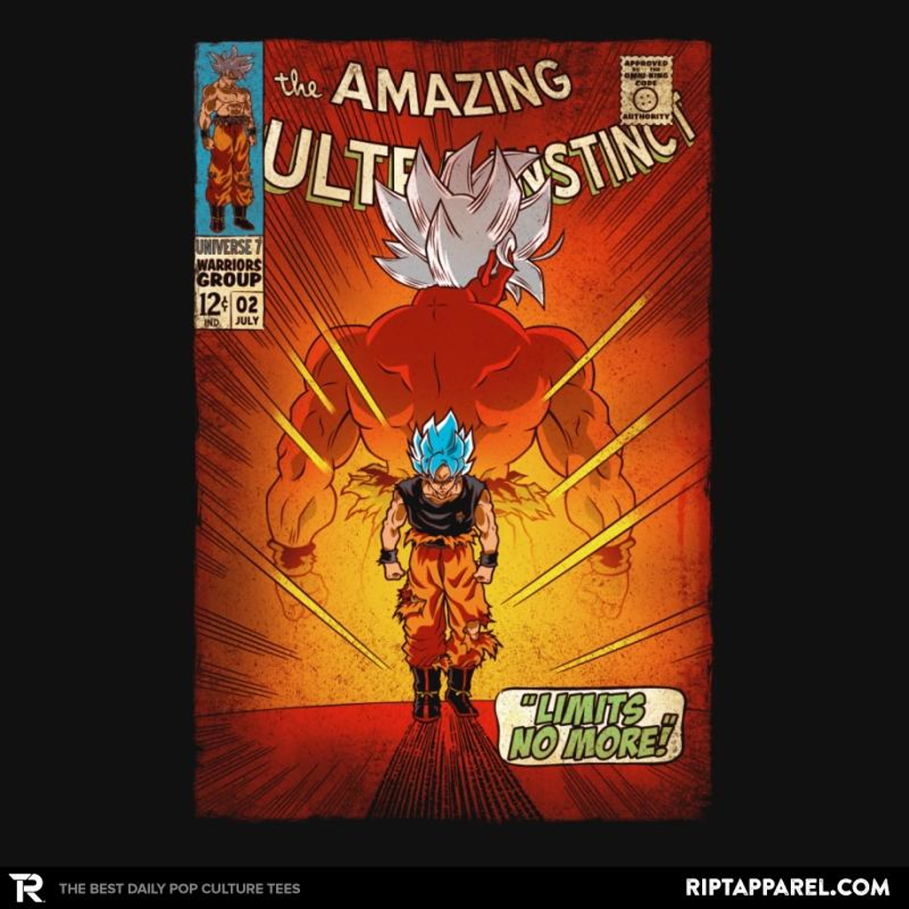 Ript: The Amazing Ultra-Instinct