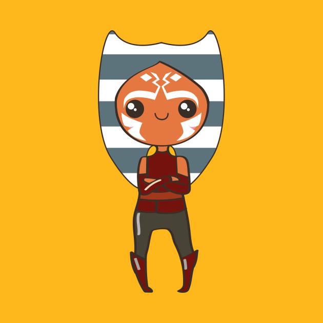 TeePublic: Galactic Warrior
