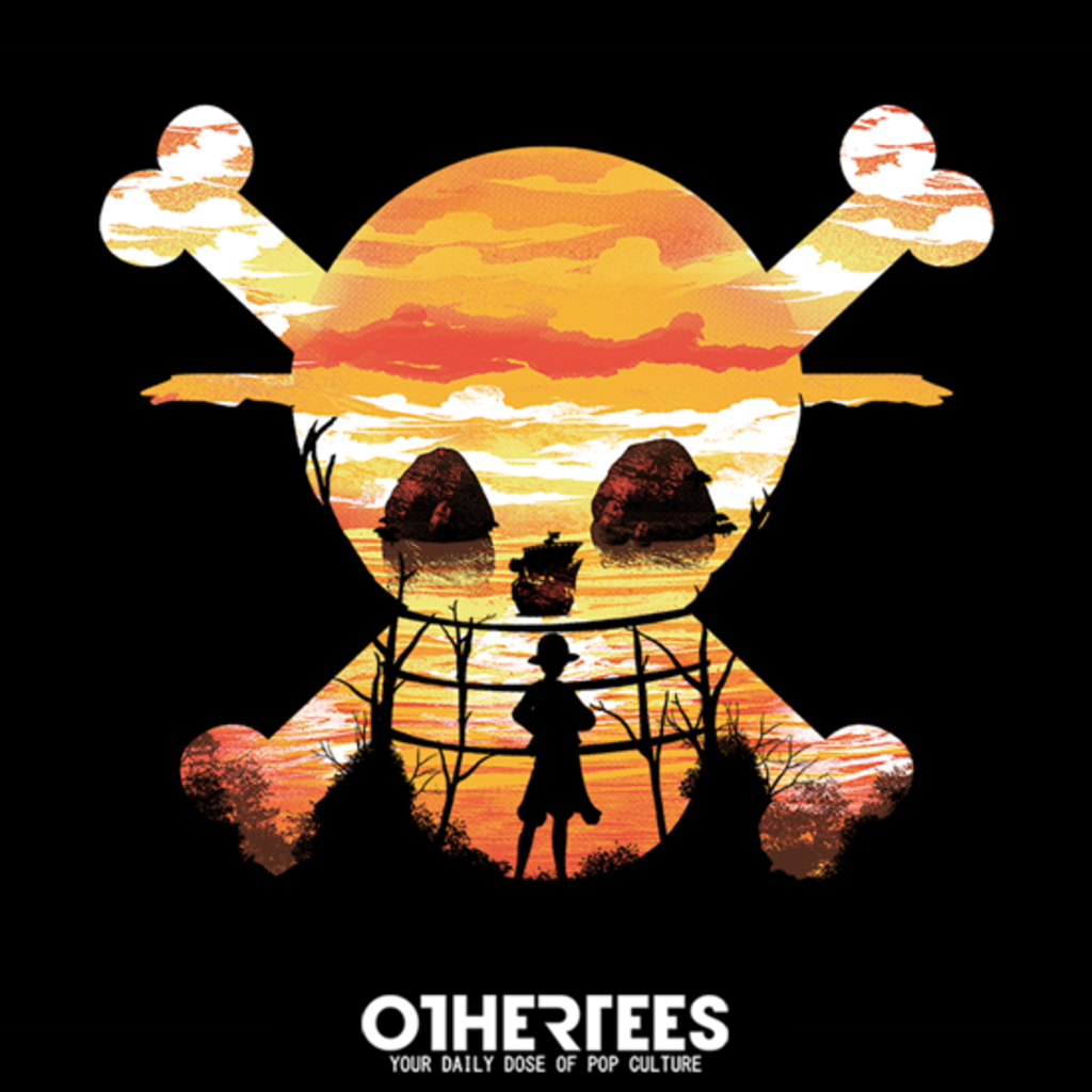 OtherTees: Straw Hat Crew