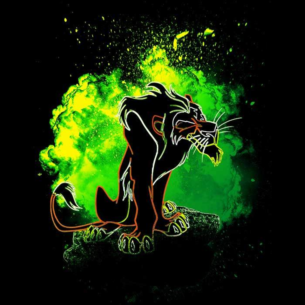 Once Upon a Tee: Soul of Scar