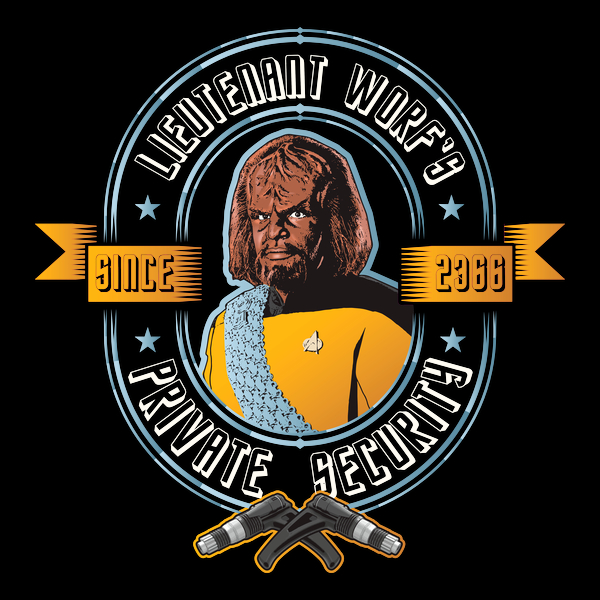 NeatoShop: Klingon Private Security