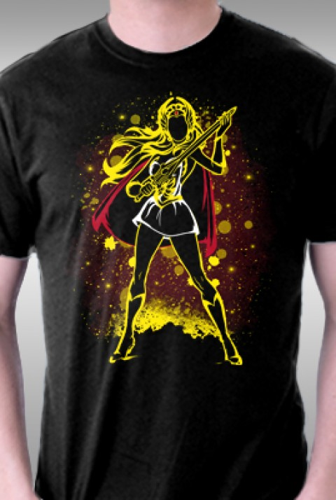 TeeFury: The Princess of Power