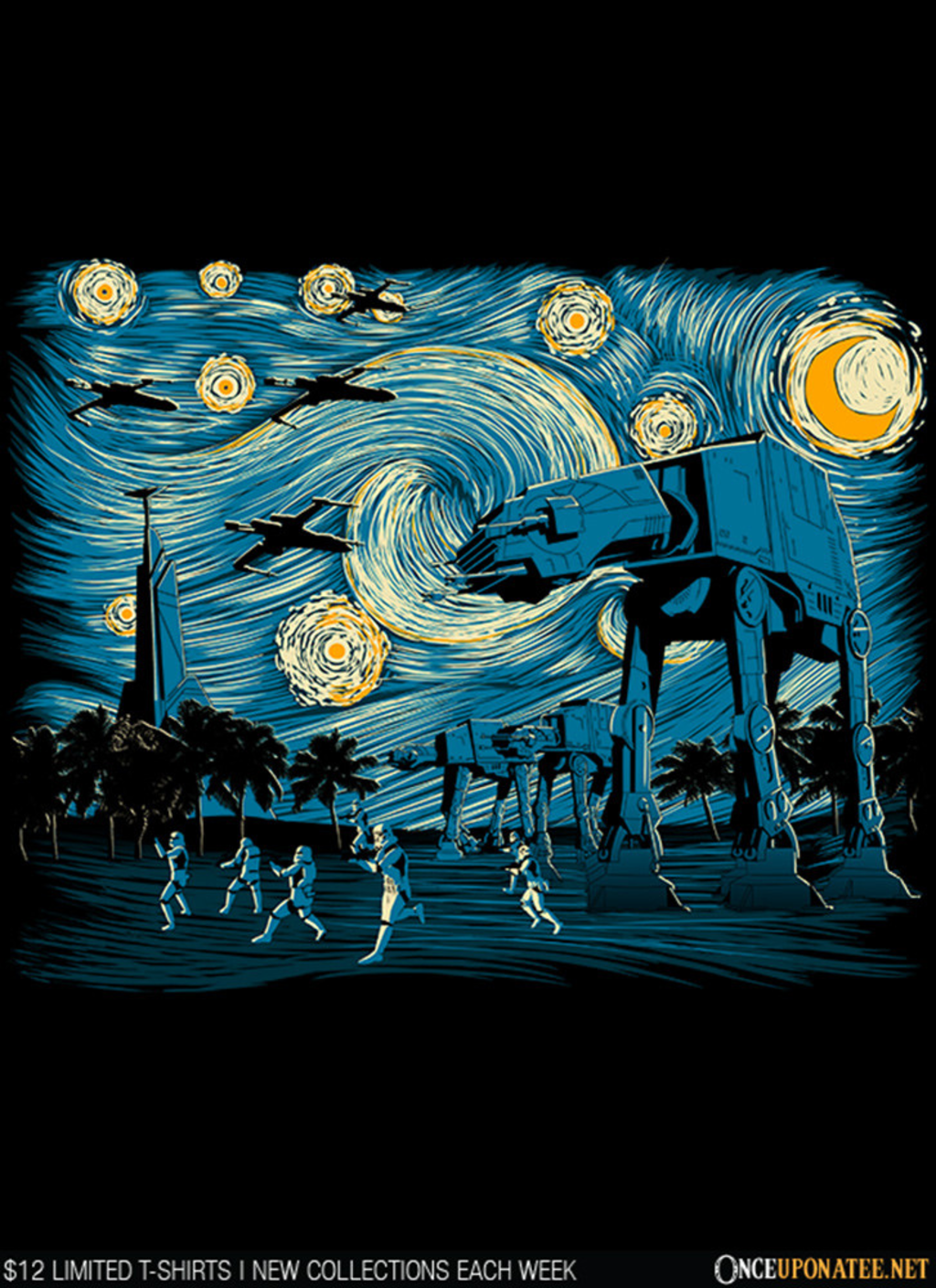 Once Upon a Tee: Starry Scarif