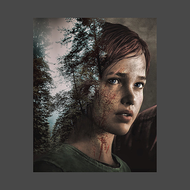 TeePublic: The Last of Us 2014