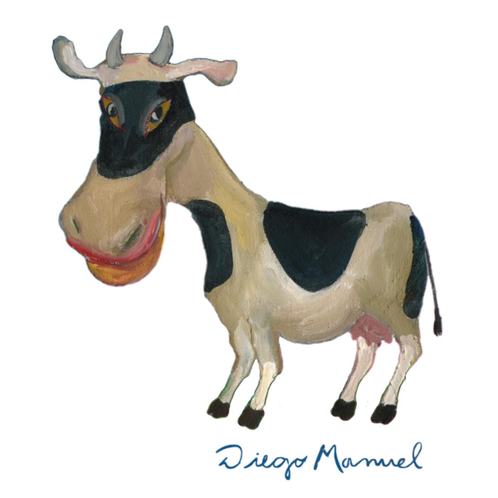 NeatoShop: Masked cow b