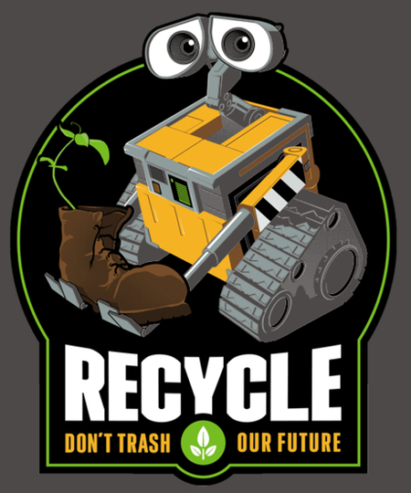 Qwertee: Recycle