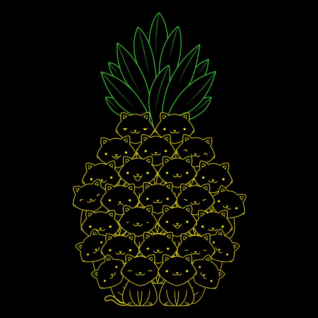 Pampling: Pineapple Cat