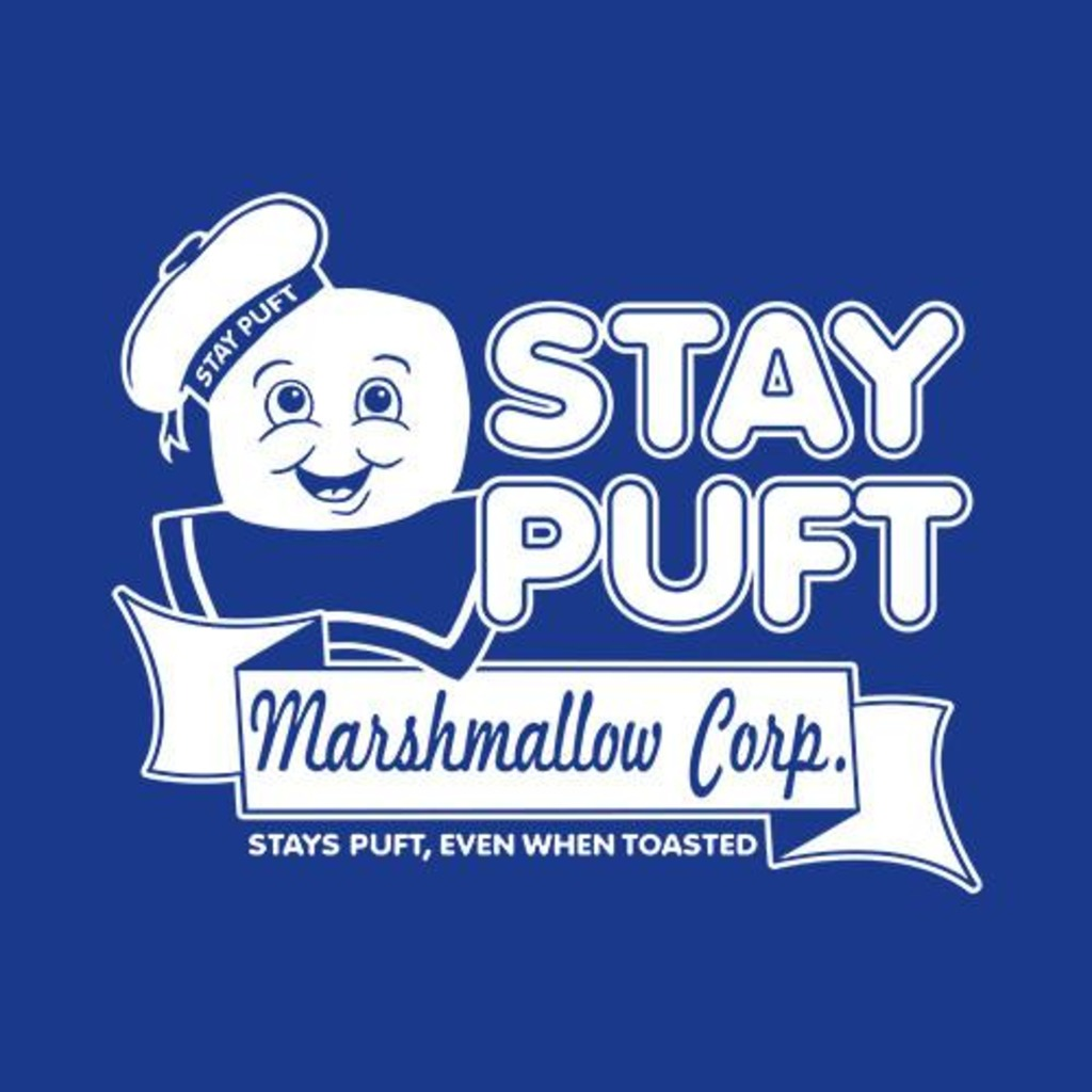 Five Finger Tees: Stay Puft Marshmallow Corp. T-Shirt