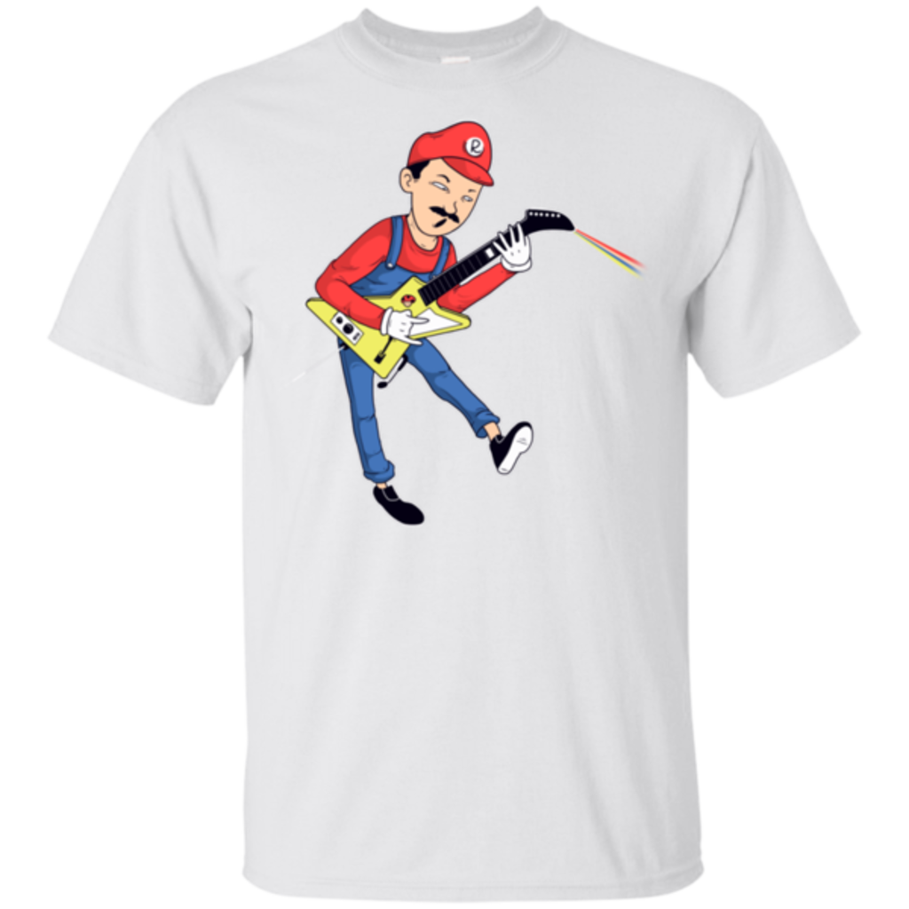 Pop-Up Tee: Dark Side of Mario