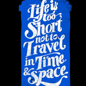 Once Upon a Tee: Life's Too Short