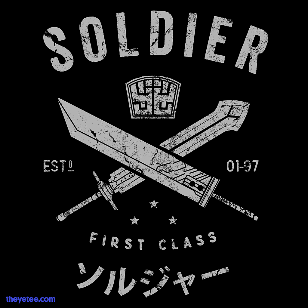 The Yetee: SOLDIER REMAKE