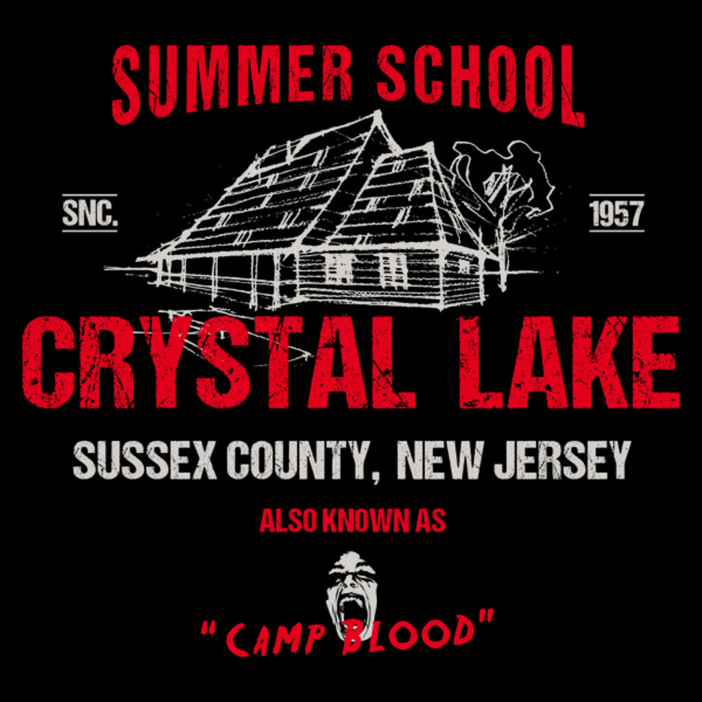 NeatoShop: CRYSTAL LAKE SUMMER SCHOOL