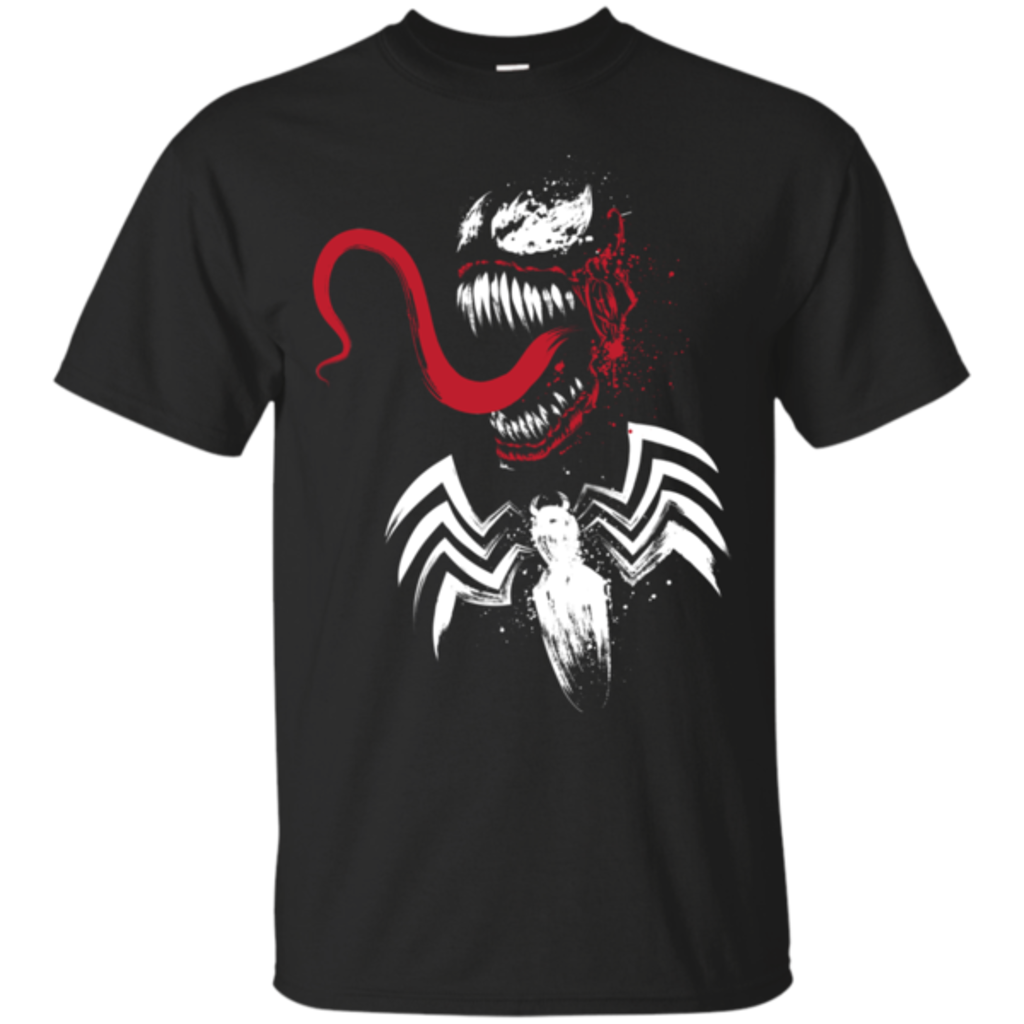 Pop-Up Tee: Symbiote