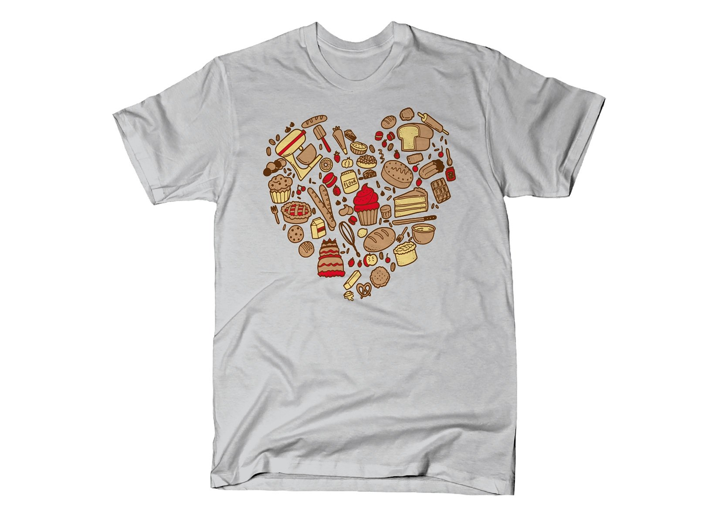 SnorgTees: Baking Heart