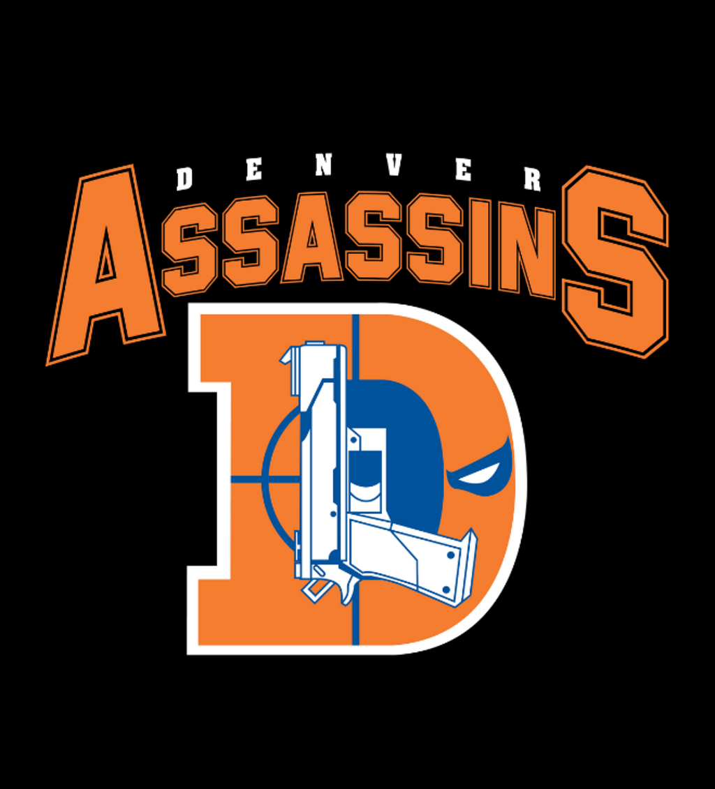 Shirt Battle: Denver Assassins
