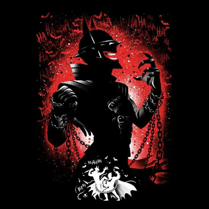 Once Upon a Tee: The One Who Laughs