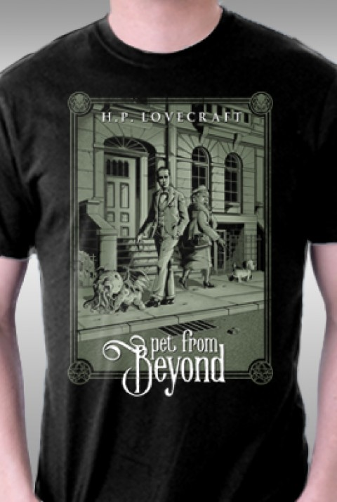 TeeFury: Pet From Beyond