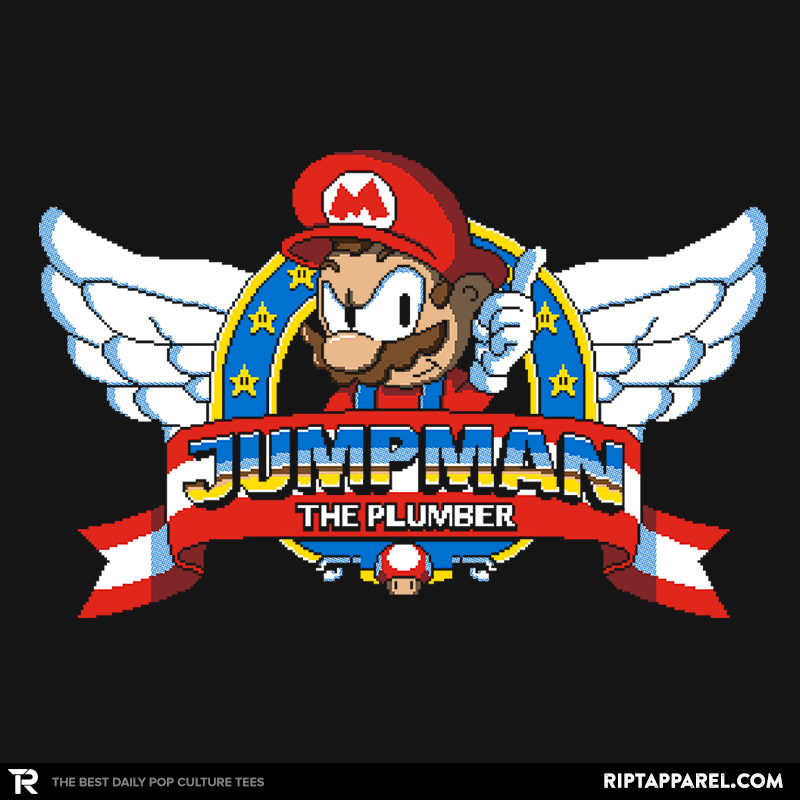 Ript: Jumpman the Plumber