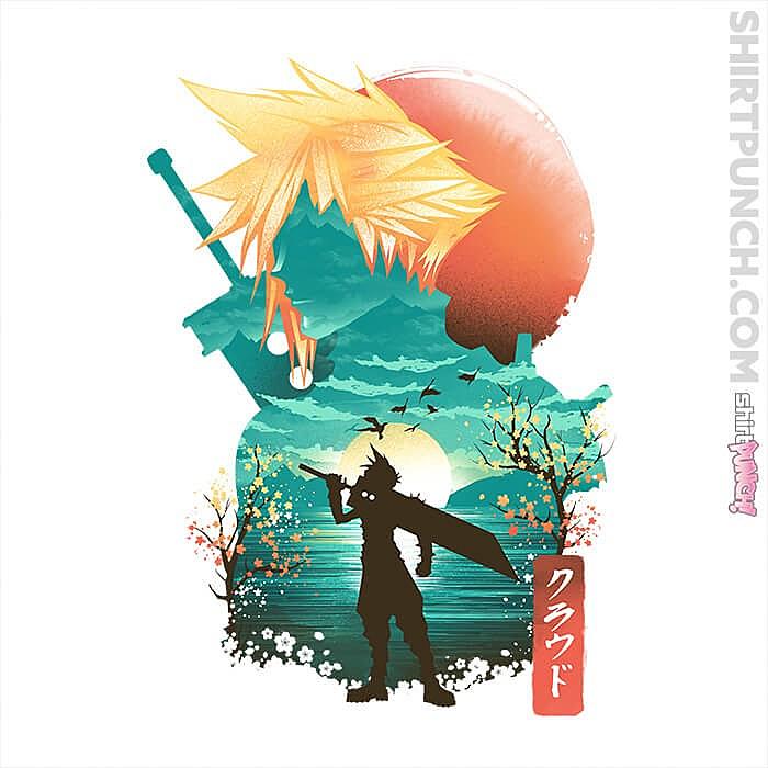 ShirtPunch: Ukiyo Cloud