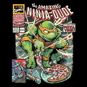 Once Upon a Tee: The Amazing Ninja Dude