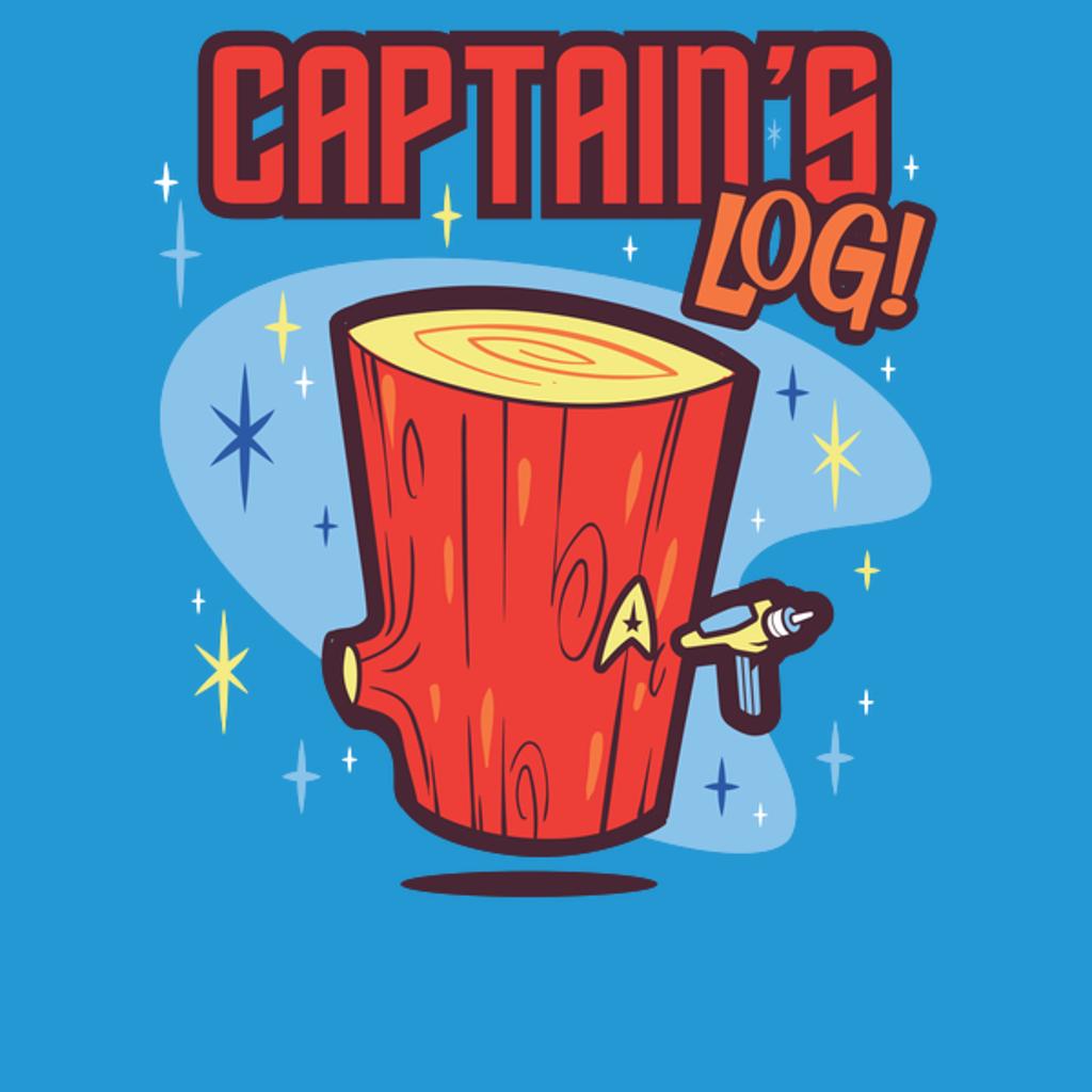 NeatoShop: Captain's Log