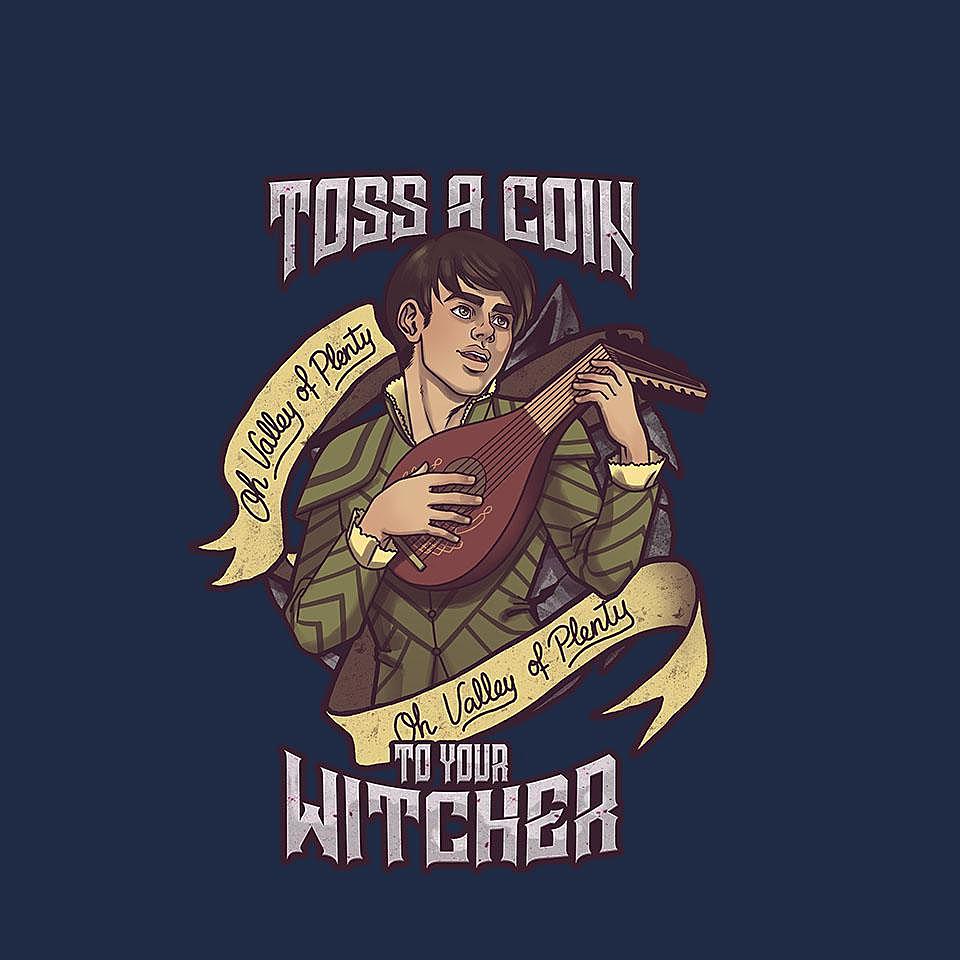 TeeFury: Toss a Coin