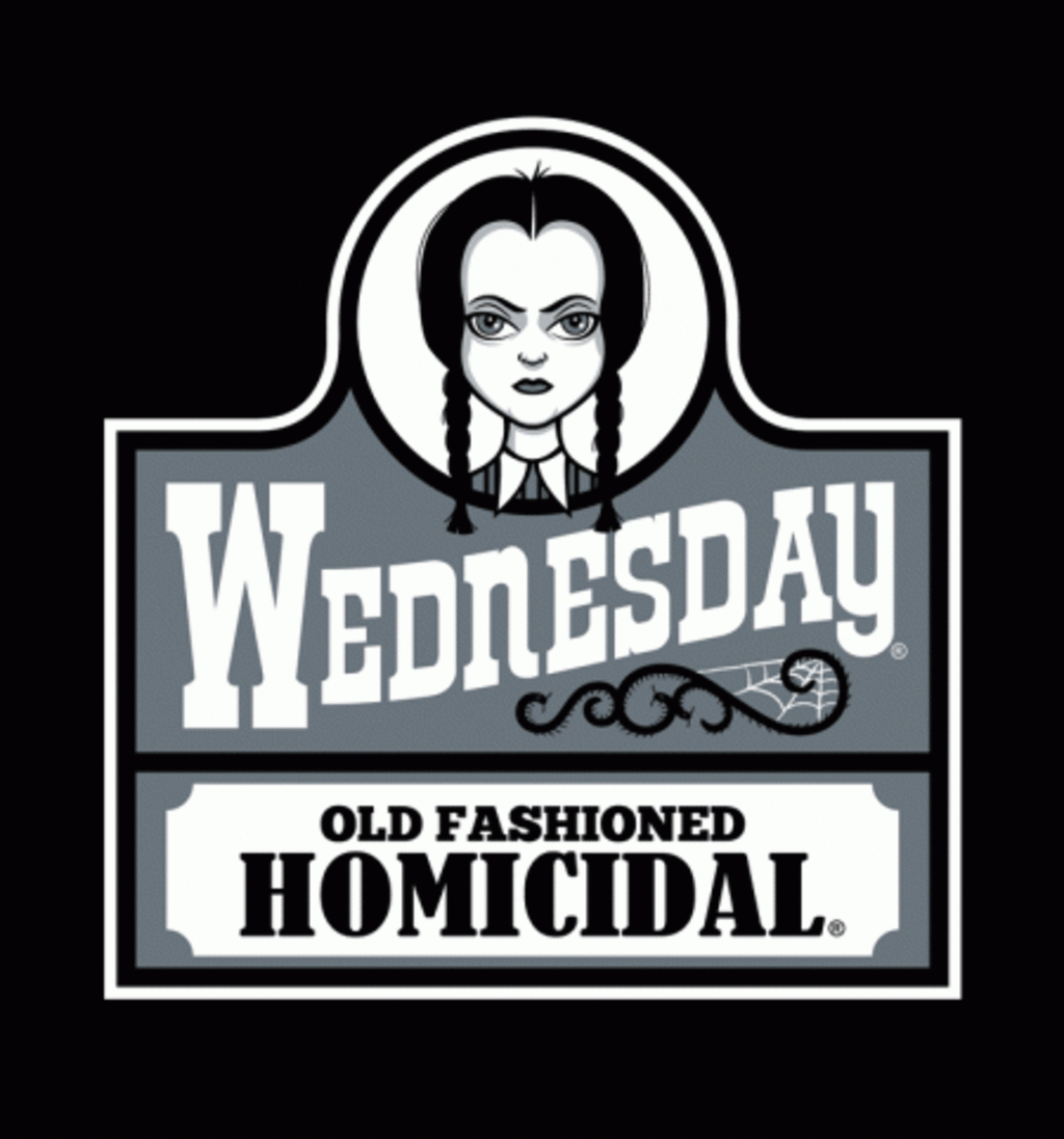 BustedTees: Old Fashioned Homicidal