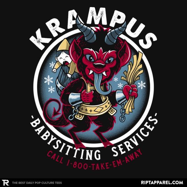 Ript: Krampus Babysitting Services