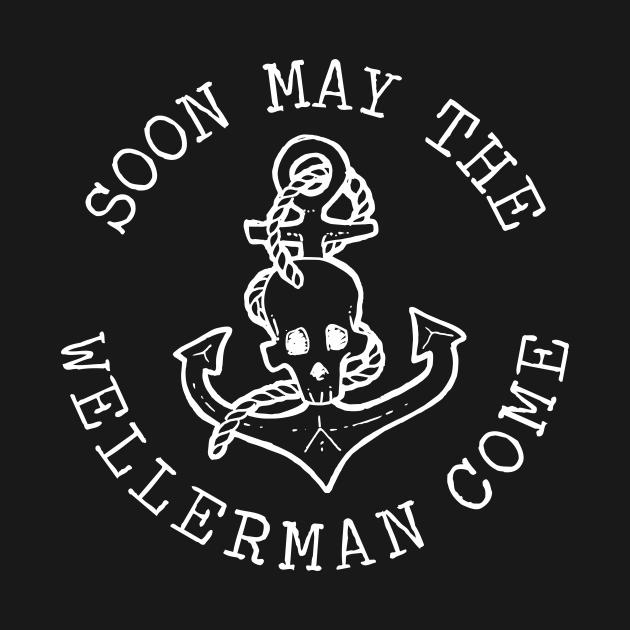TeePublic: The Wellerman