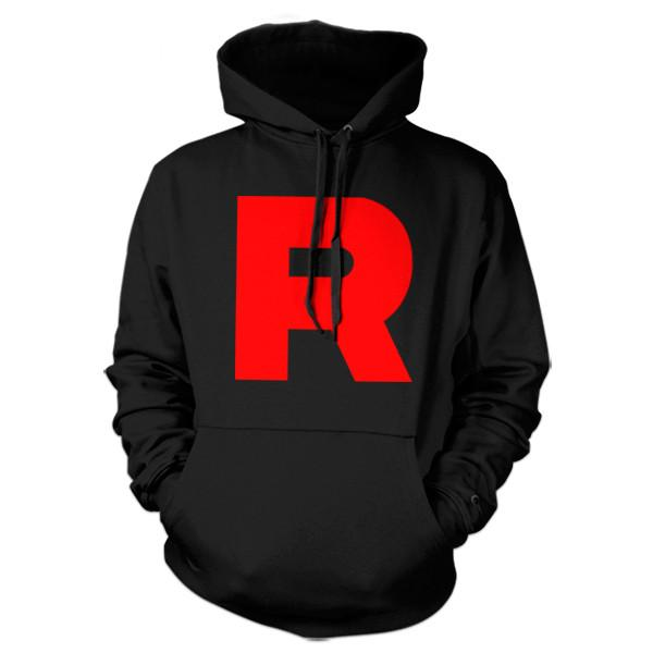 Five Finger Tees: Team Rocket Hoodie