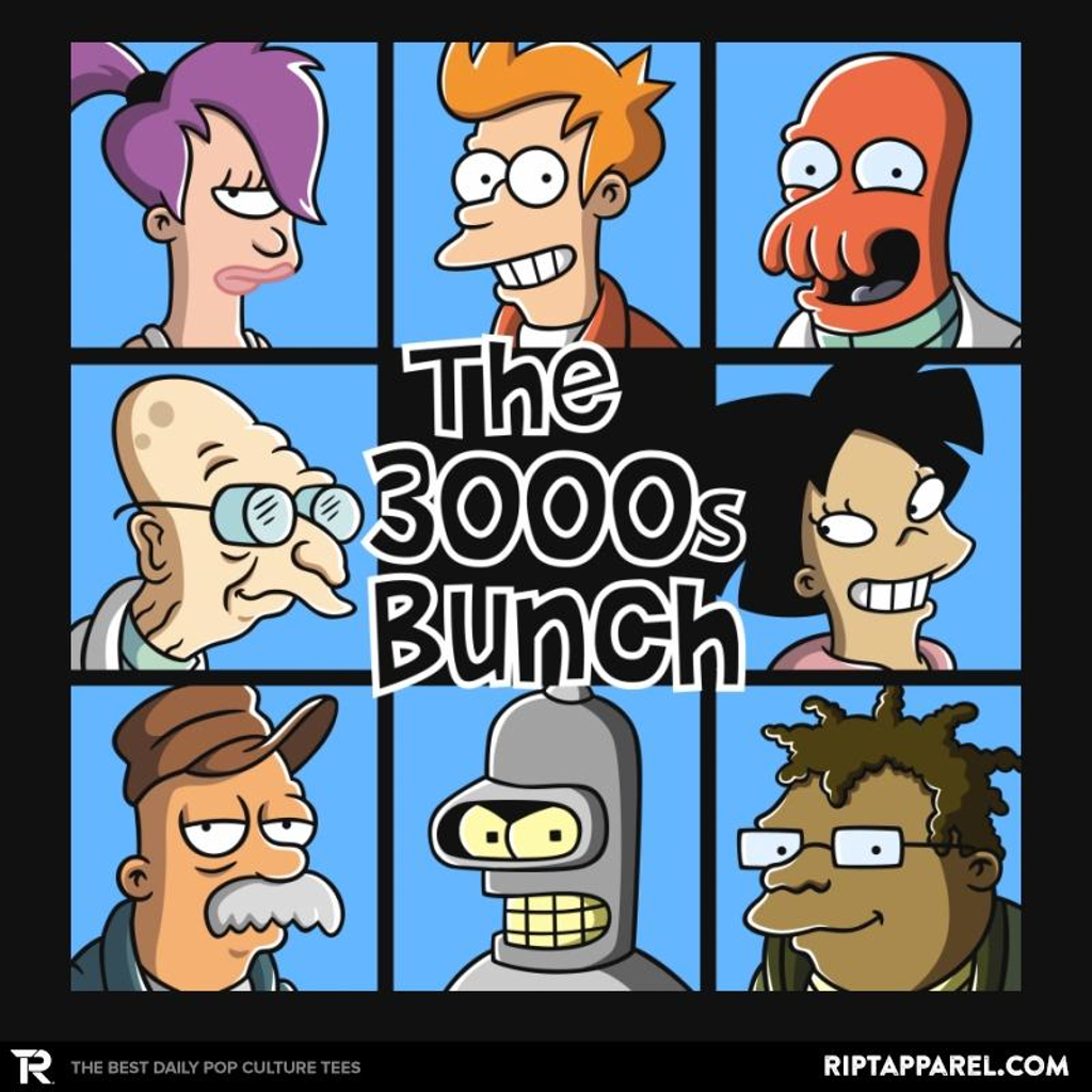 Ript: The 3000s Bunch