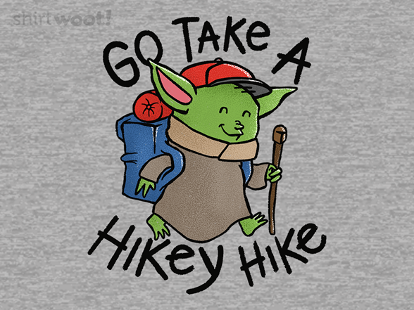 Woot!: Hikey Hike