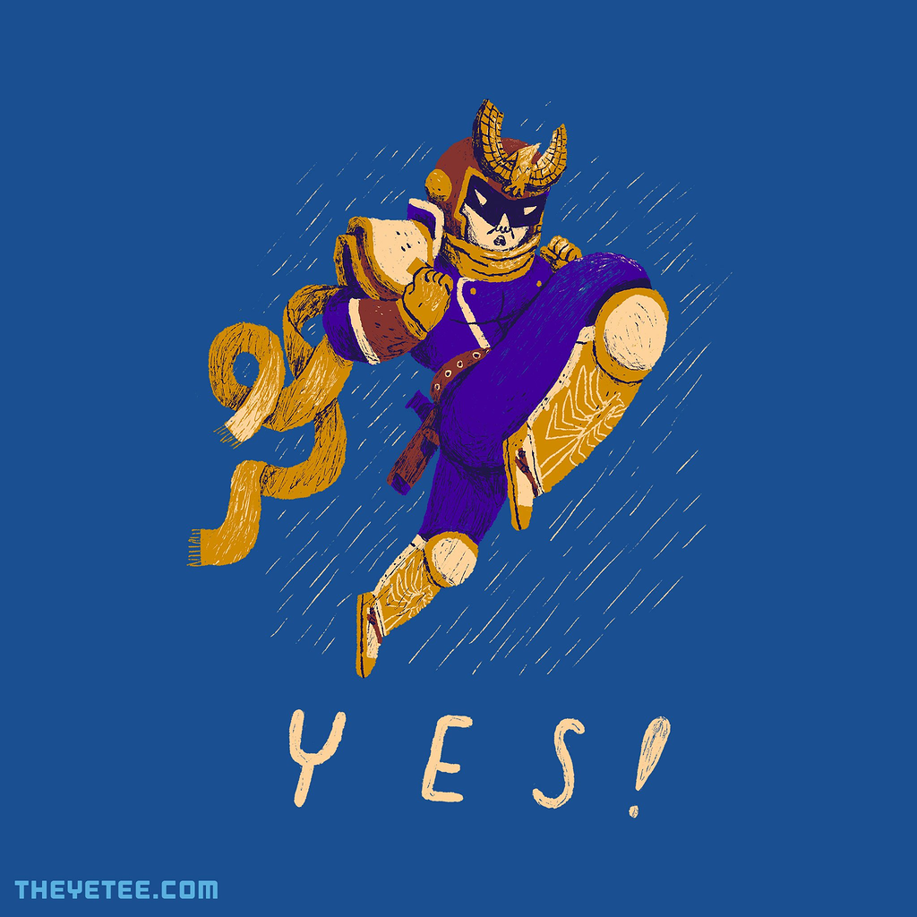 The Yetee: Y E S !