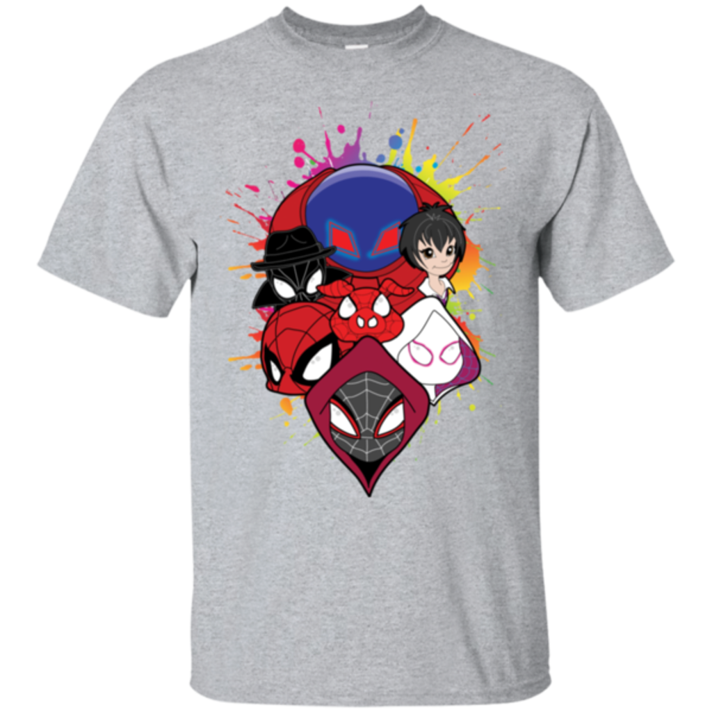 Pop-Up Tee: Spiderverse