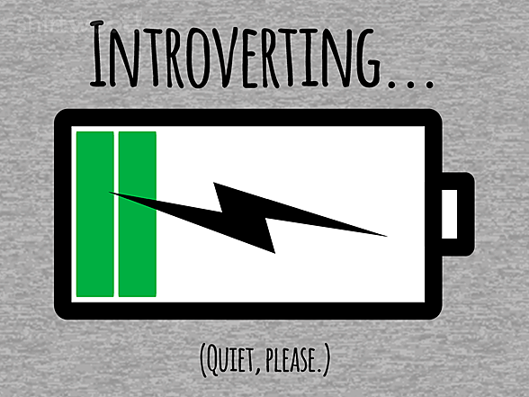 Woot!: Introverting... - Heather Remix
