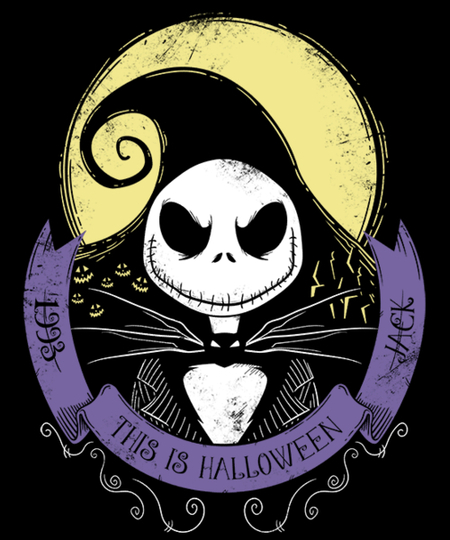 Qwertee: This is Halloween