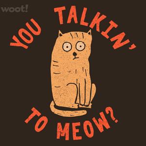 Woot!: Meow Noir