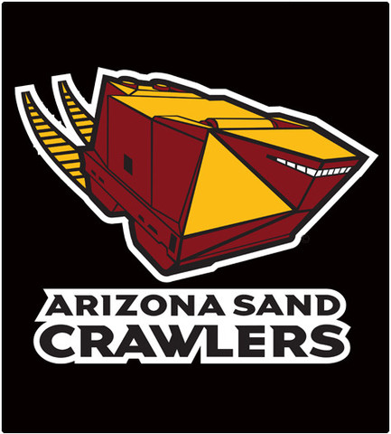 Shirt Battle: Arizona Sand Crawlers
