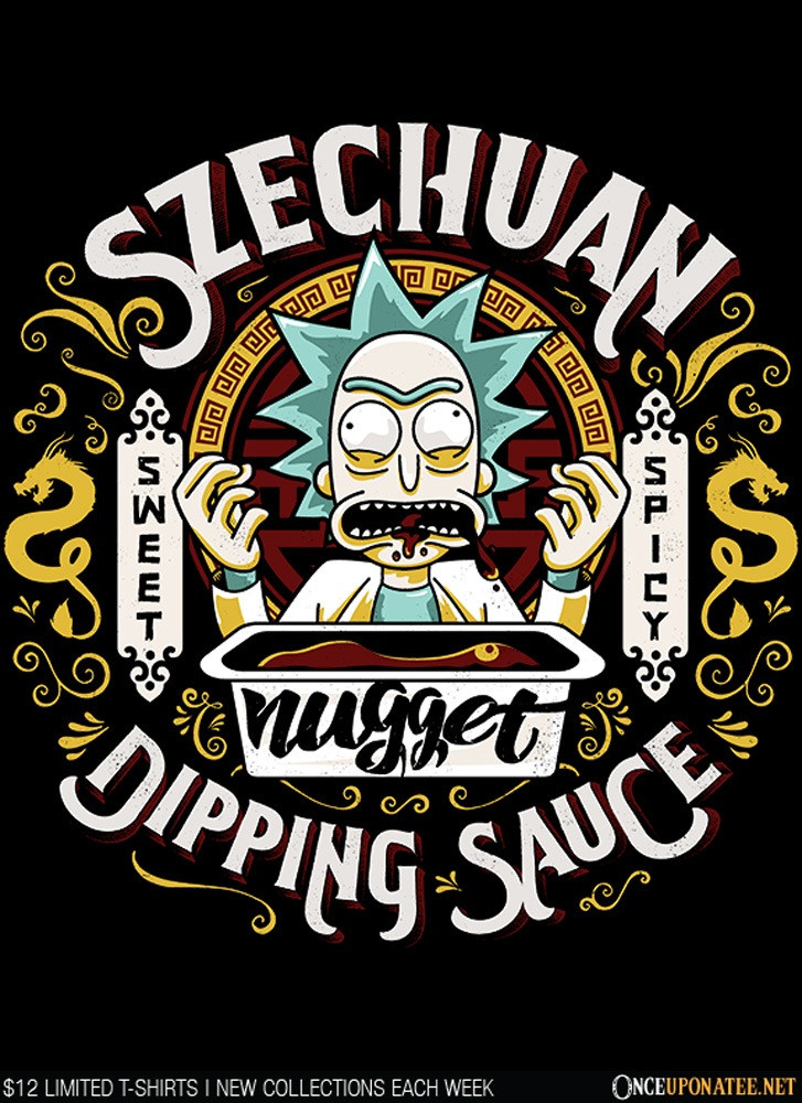 Once Upon a Tee: Grandpa's Dipping Sauce