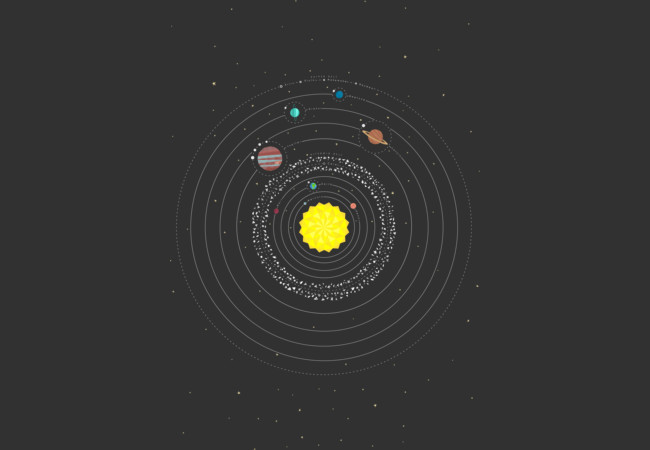 Design by Humans: Solar System