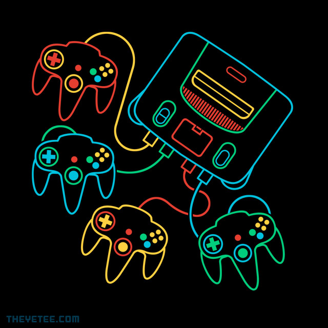 The Yetee: Super64