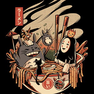 Qwertee: Ramen pool party