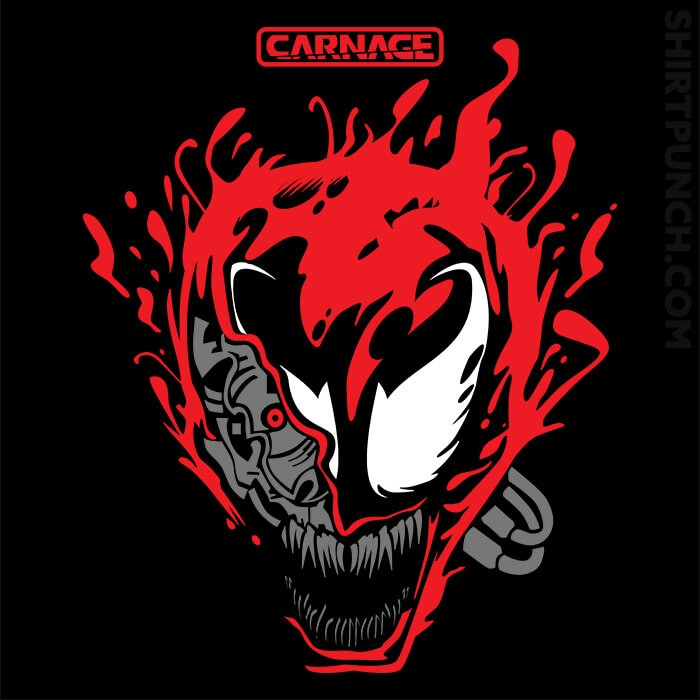 ShirtPunch: Cyber Carnage