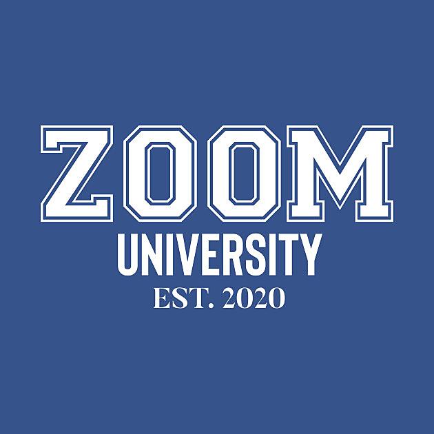 TeePublic: Zoom University