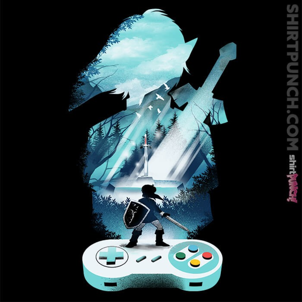 ShirtPunch: The Legends Past