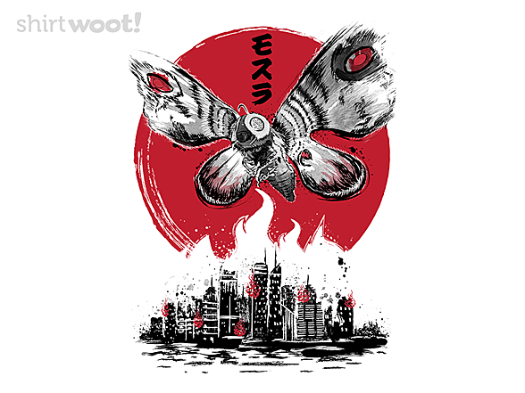 Woot!: Giant Moth Attack